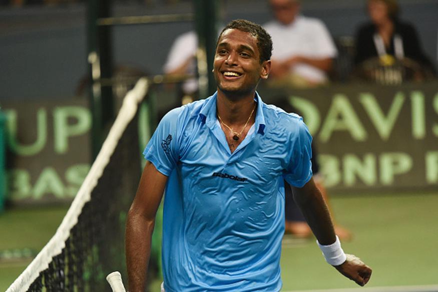 Ramkumar Ramanathan Gets Wild Card for Chennai Open