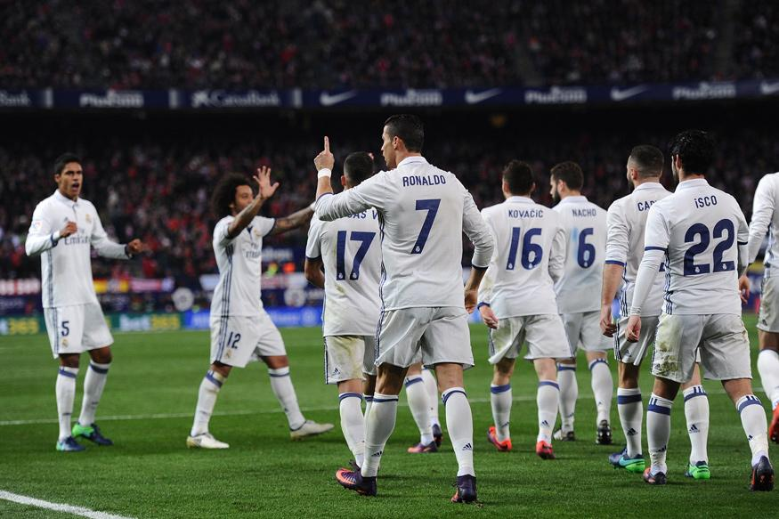 Madrid Derby: Real Race Clear as Ronaldo Treble Sinks Atletico
