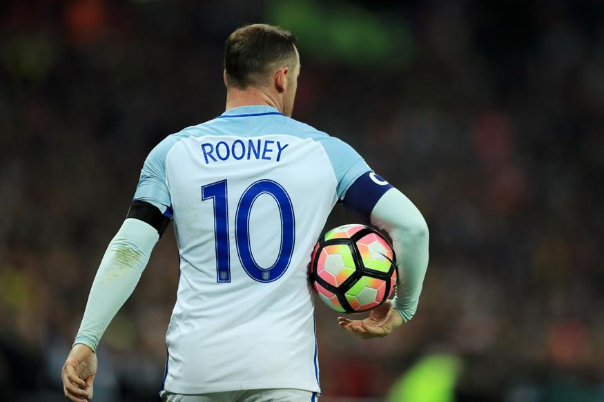 England Captain Wayne Rooney Apologises for Hotel Conduct