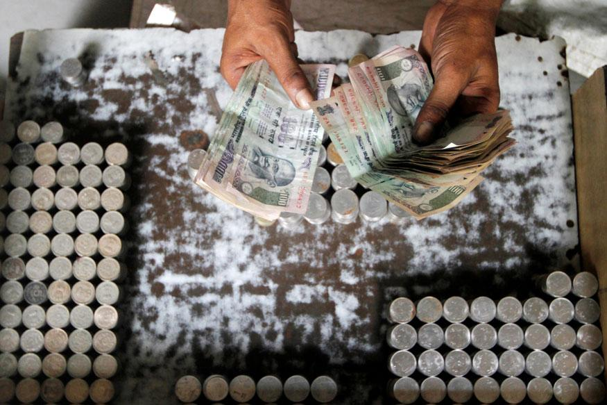 Rupee up 8 Paise Against Dollar in Early Trade
