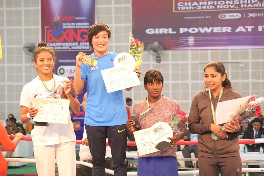 National Boxing Championship: Sarjubala Devi Clinches 3rd Successive Gold