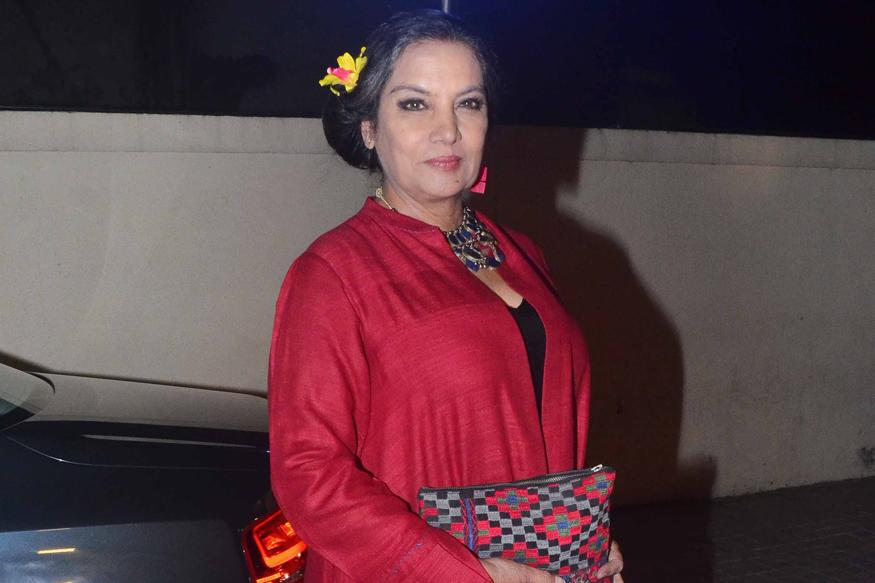 Technical Advancements Pose Challenges For Actors: Shabana Azmi