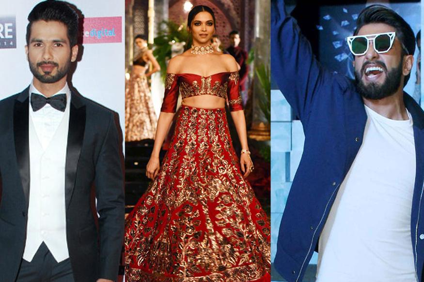 Padmavati: All You Wanted To Know About Deepika, Ranveer and Shahid's Look in Sanjay Leela Bhansali's Next