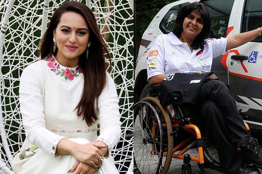 When Sonakshi Sinha Had 'Fan Moment' With Deepa Malik