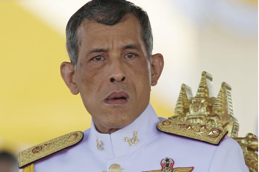 Thailand's Parliament Invites Prince Vajiralongkorn to be the New King