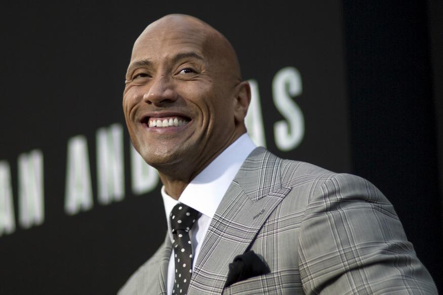 It's Official! Dwayne 'The Rock' Johnson Is The 'Sexiest Man Alive'