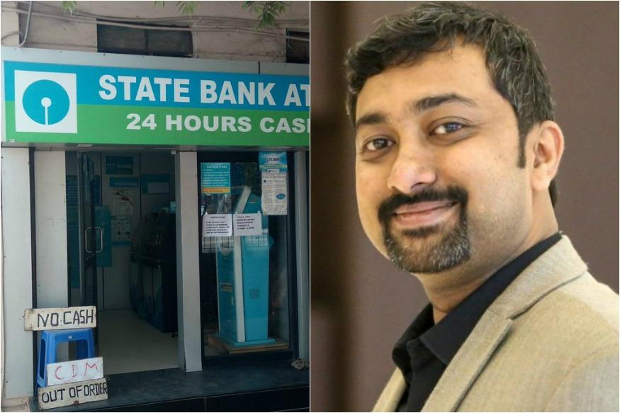 Demonetisation: This Man Visited 23 ATMs To Verify If Media Was Spreading Lies