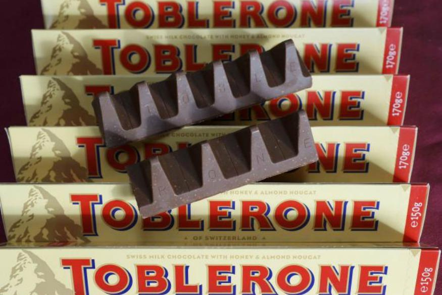 Tobler-moan: UK Fans Bare Sweet Teeth Over Scaled-Down Toblerone Chocolate Bar