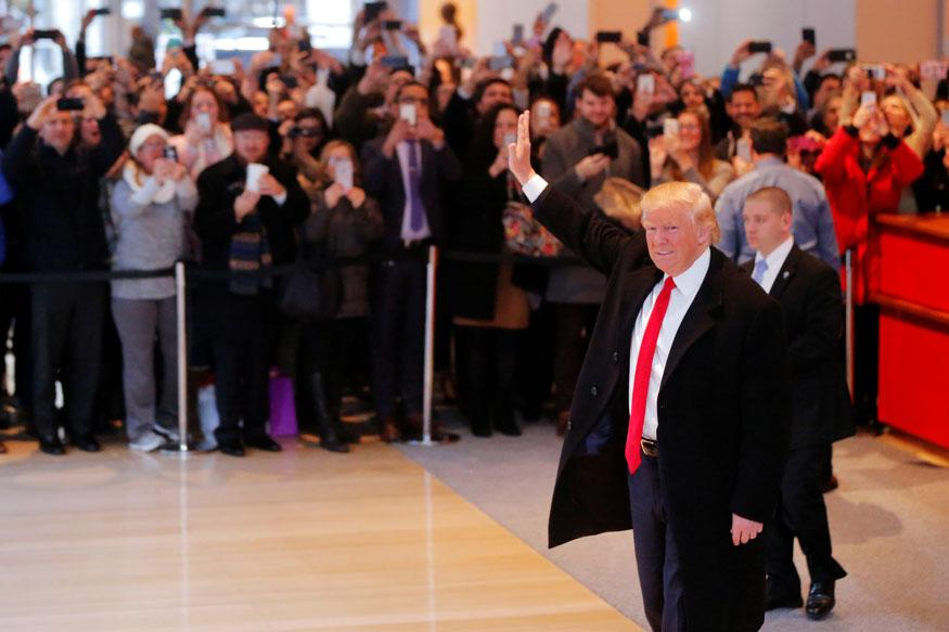Donald Trump's Team to Raise Millions for January 20 Inauguration Events