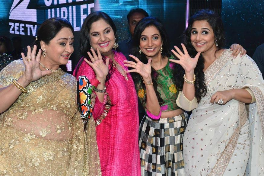 Vidya Balan Re-Unites With Hum Paanch Team for a Special Episode; Makes Us Go Down the Memory Lane