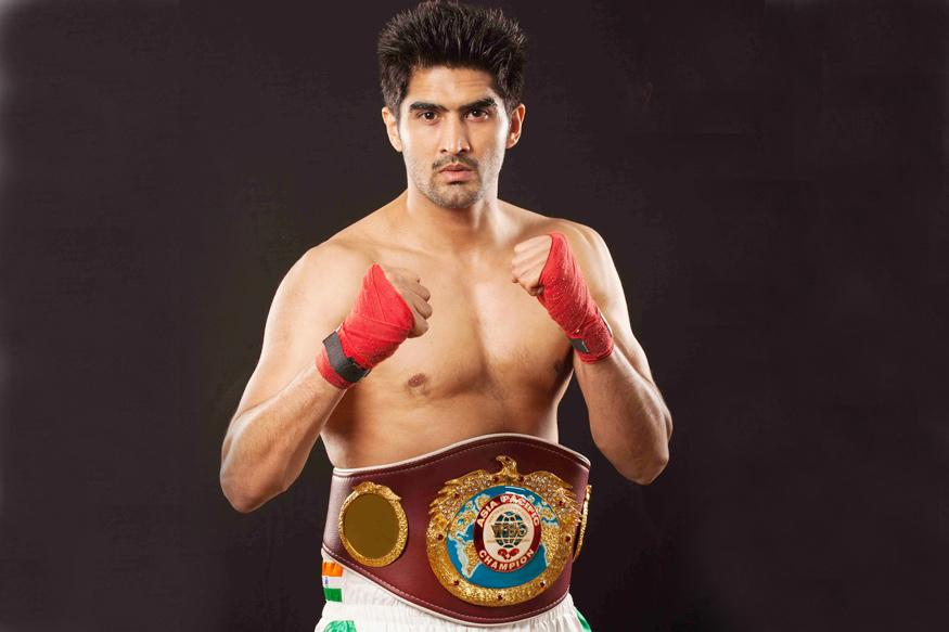 Vijender Singh vs Francis Cheka: