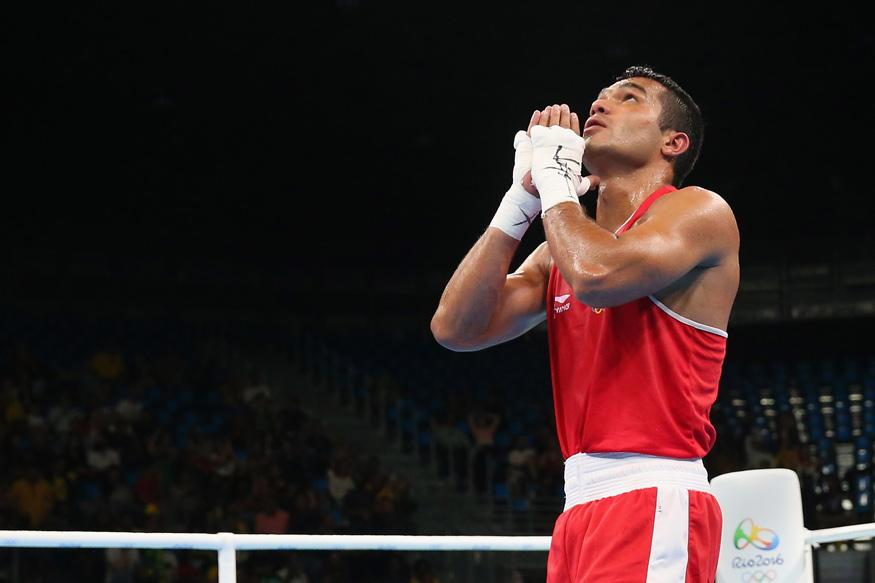 Vikas Krishan to Get 'Best Boxer' Award at AIBA Anniversary