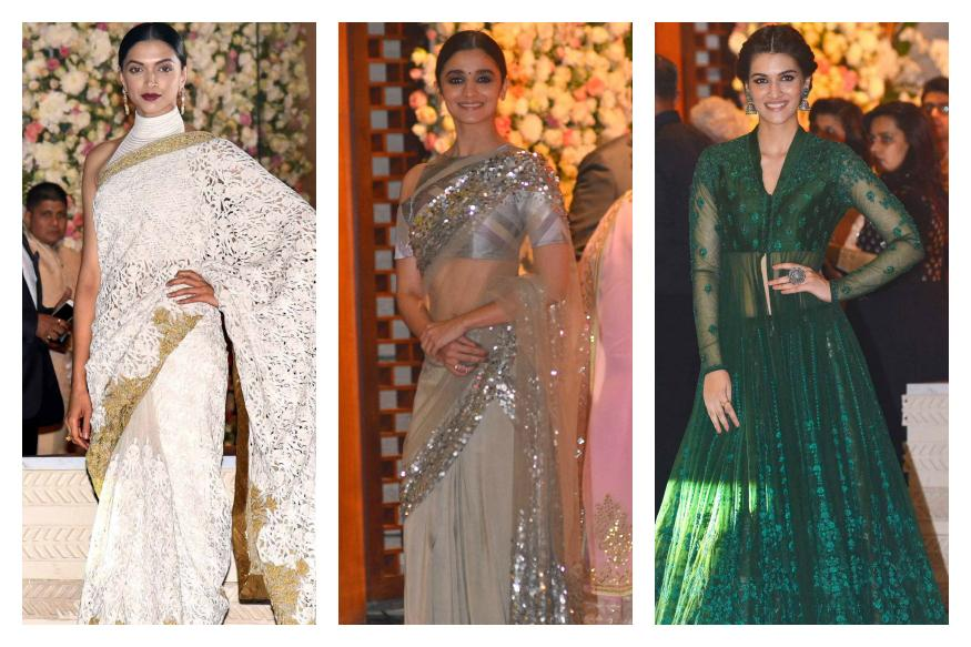 Let Alia Bhatt, Deepika Padukone Be Your Style Gurus This Wedding Season