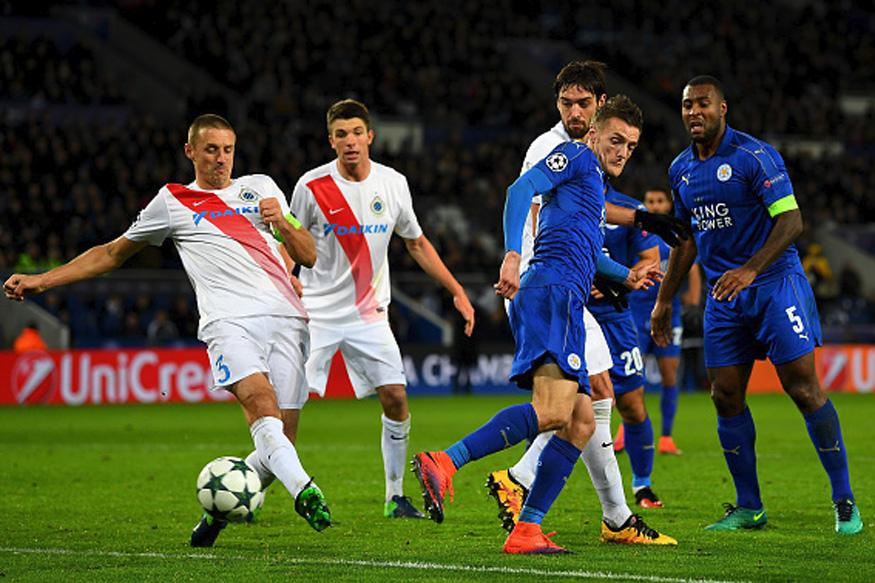 Champions League: Leicester March Into Last 16 With Real, Tottenham Out