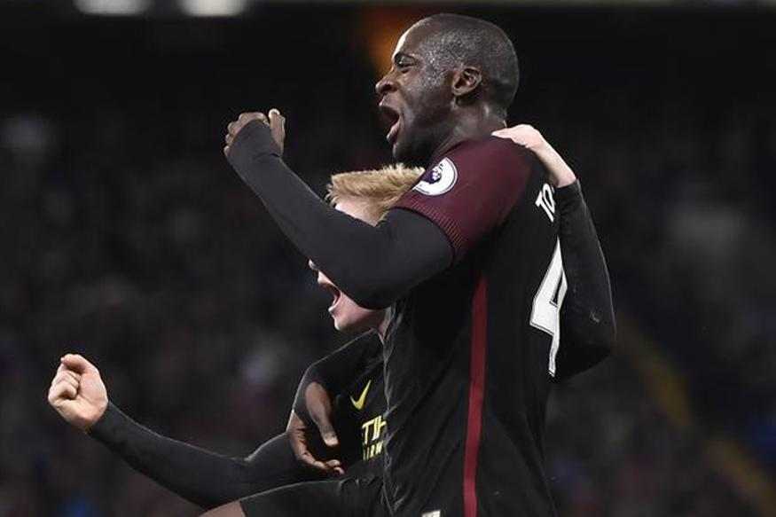 EPL: Toure Returns With Sensational Double for Man City; Liverpool Held at Southampton