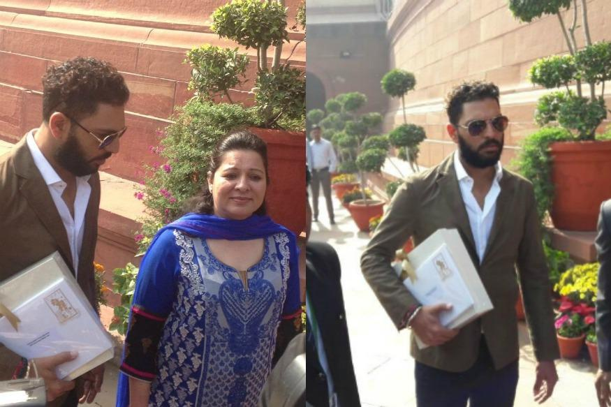 Yuvraj Singh-Hazel Keech Wedding: Cricketer Personally Extends Wedding Invitation To Prime Minister