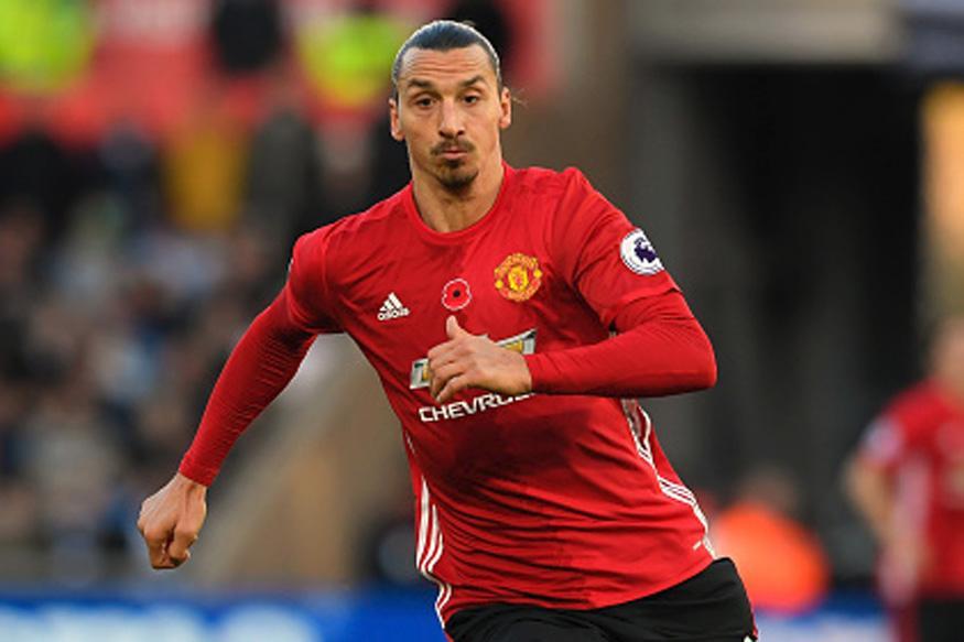 Manchester United To Renew Zlatan Ibrahimovic's Contract