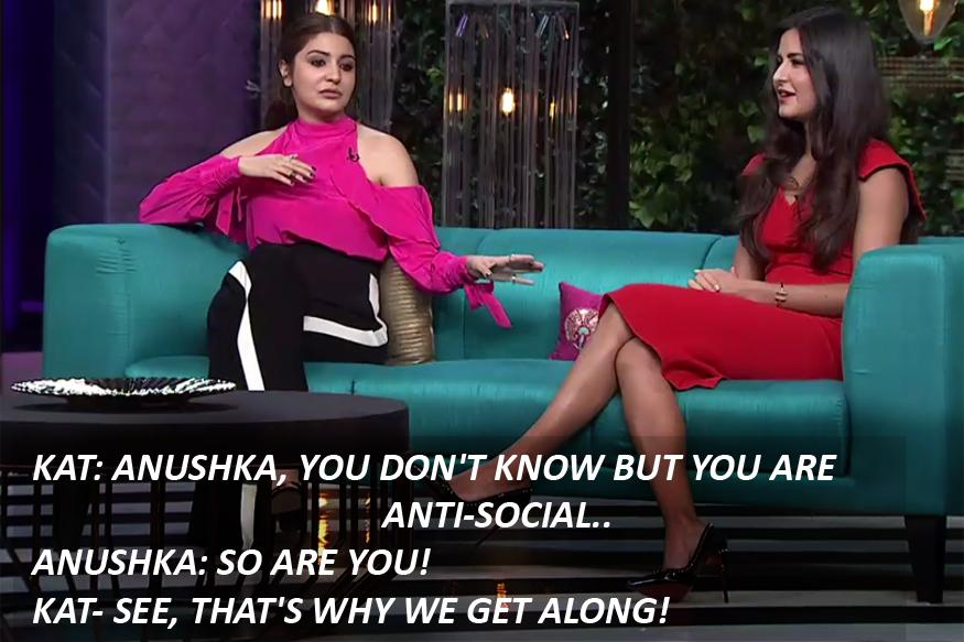 Koffee With Karan: Anushka Sharma REVEALS she doesn't like bare-chested men