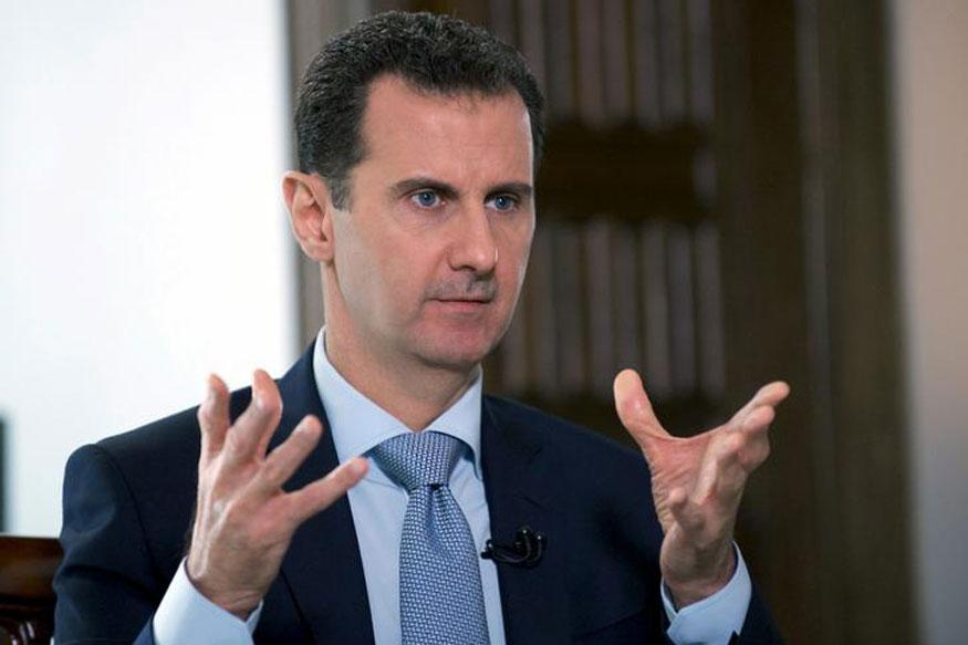 Bashar-al-Assad Blames ex-Al-Qaeda Affiliate for Bombing Evacuees