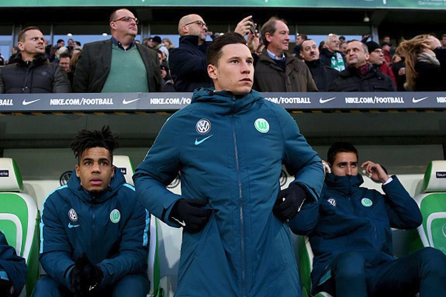 Wolfsburg Say 'Auf Wiedersehen' As Julian Draxler Completes €45m PSG Move