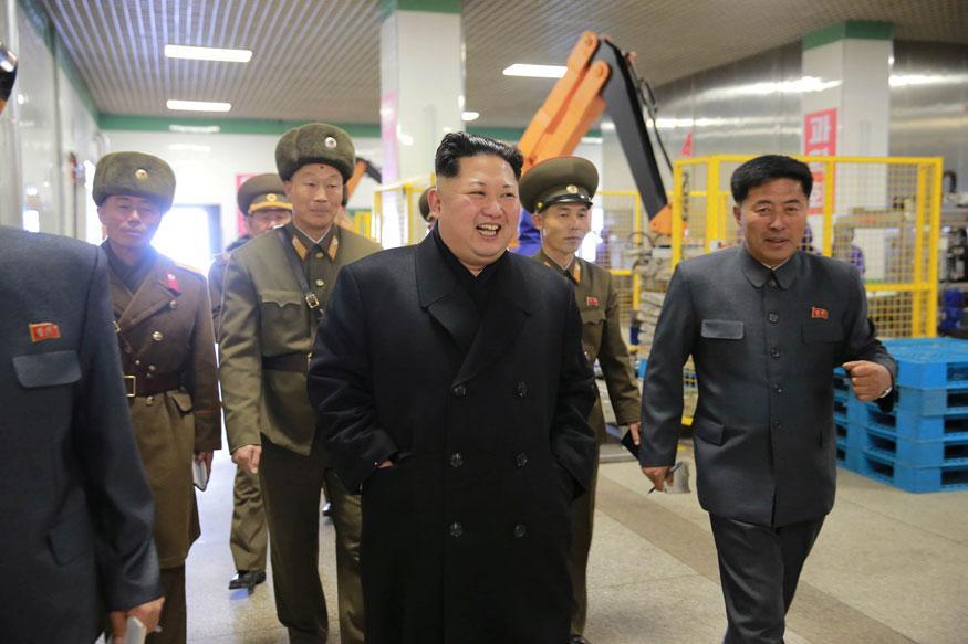 Resultado de imagen de Kim Jong-un 2017
