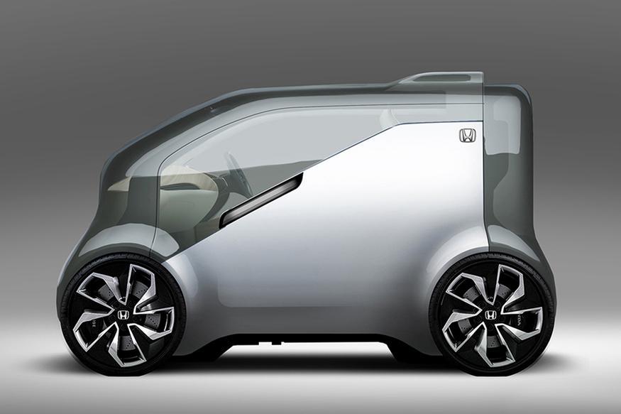 Honda NeuV concept for CES 2017