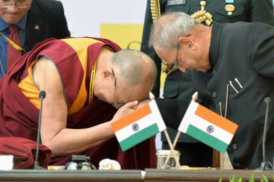 China Warns Of 'Negative Impact' Of Dalai Lama At Rashtrapati Bhavan