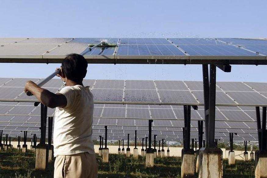 French Firms Interested to Invest in Solar Energy, Sports, Urban Infrastructure in Andhra Pradesh