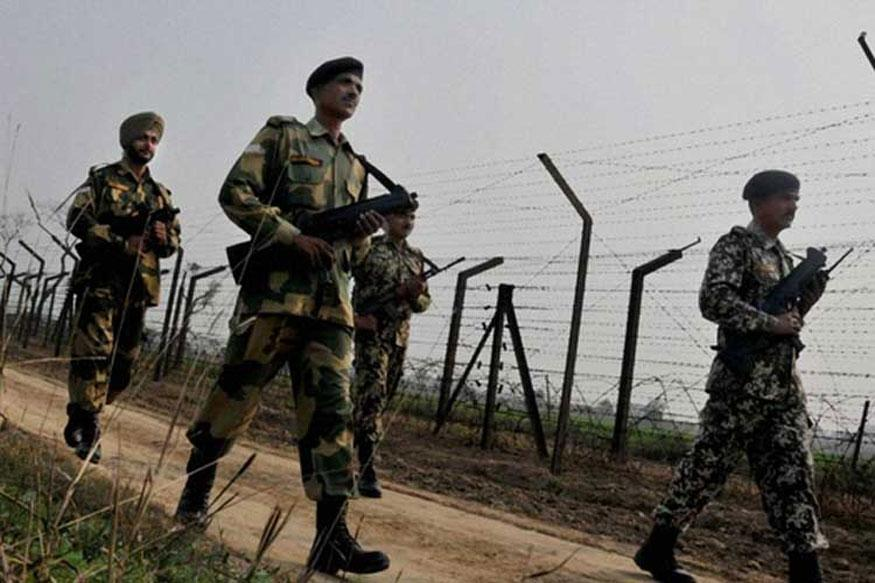 BSF Trooper Injured in Cross-LoC Sniper Fire