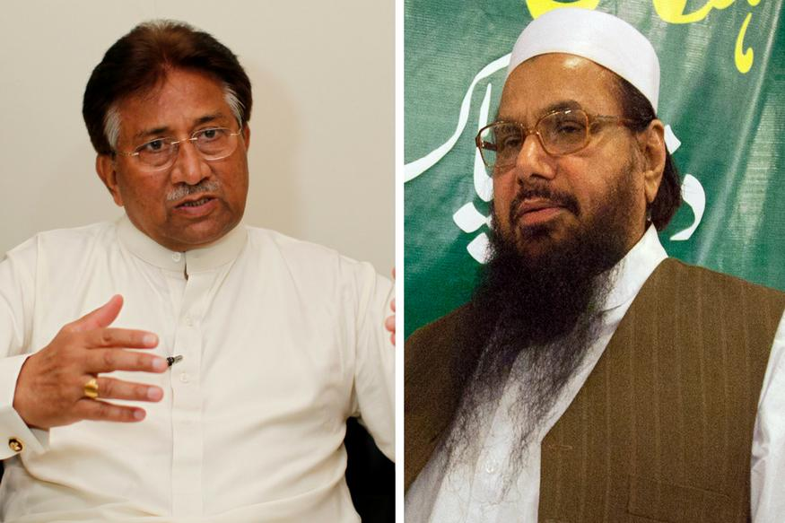 Lashkar Best NGO in Pakistan, Modi a Warmonger: Pervez Musharraf