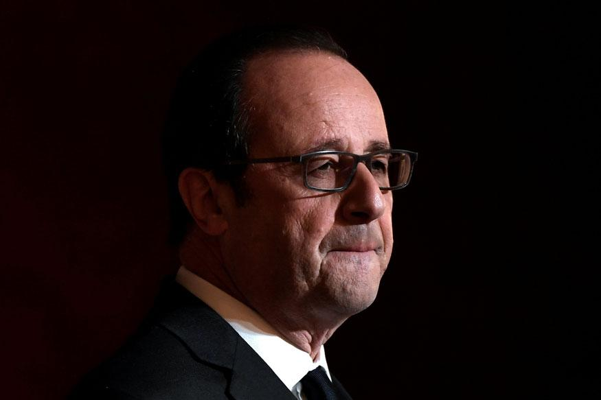 Won't Seek Second Term as French President, Says Francois Hollande