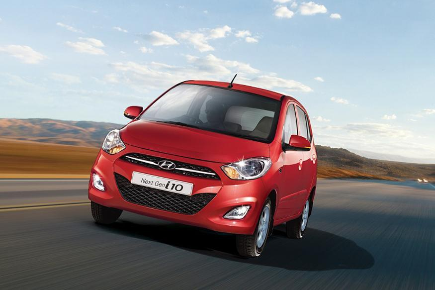 Hyundai i10's Nine-Year Long Production Run Comes to an End
