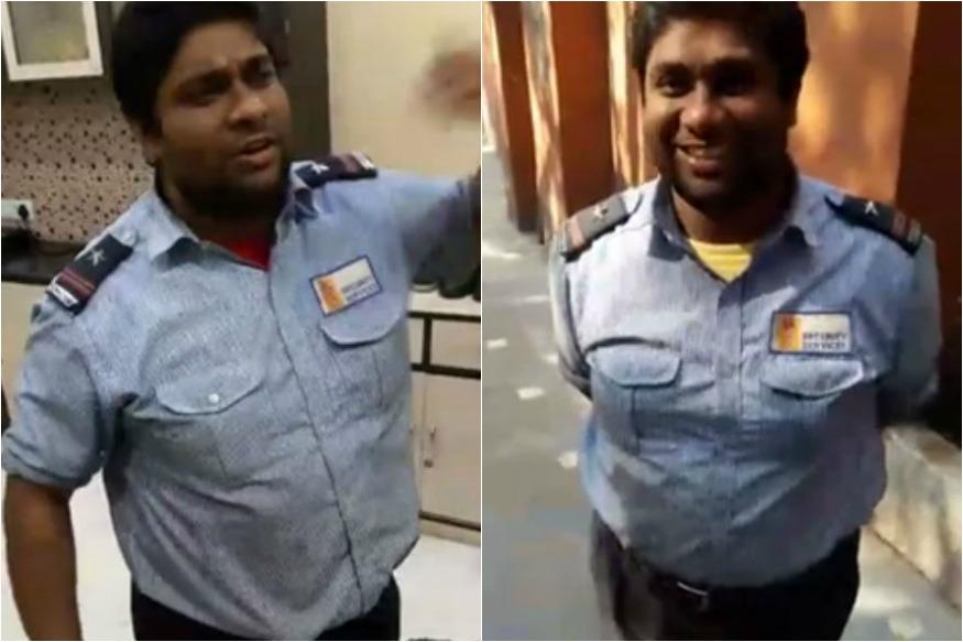 This Kolkata Security Guard's Golden Voice Is Winning Hearts On The Internet