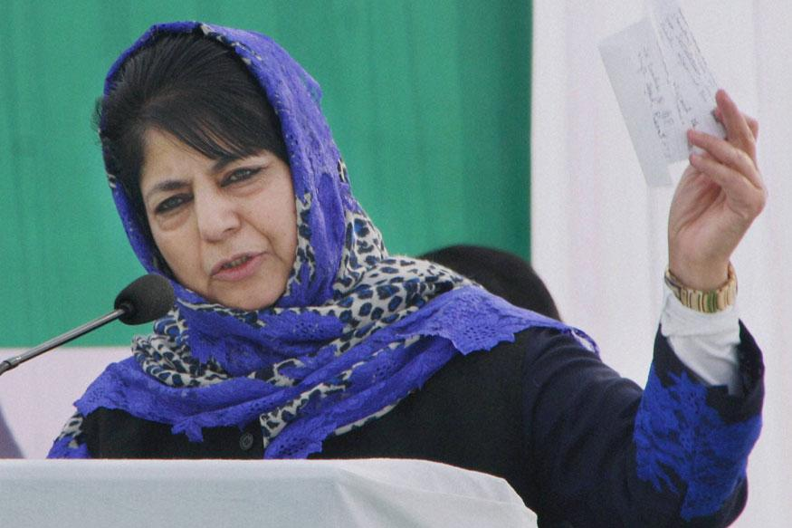 GA Mir files nomination for Anantnag Lok Sabha seat