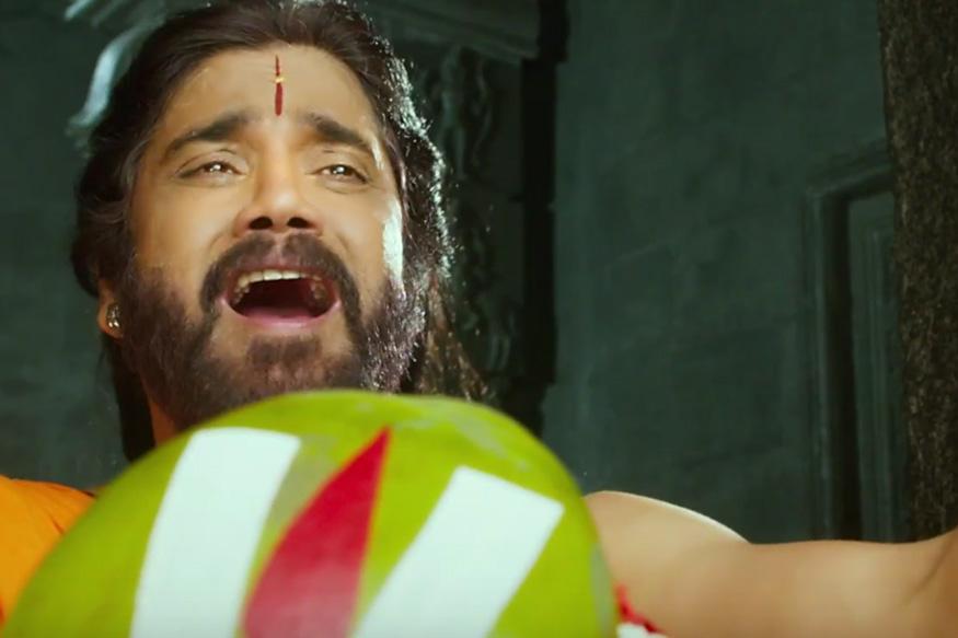 Om Namo Venkatesaya teaser out