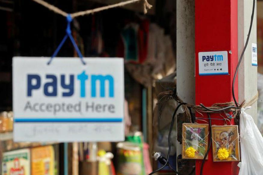 Paytm in Talks with SoftBank to Raise $1.2 to $1.5 Billion