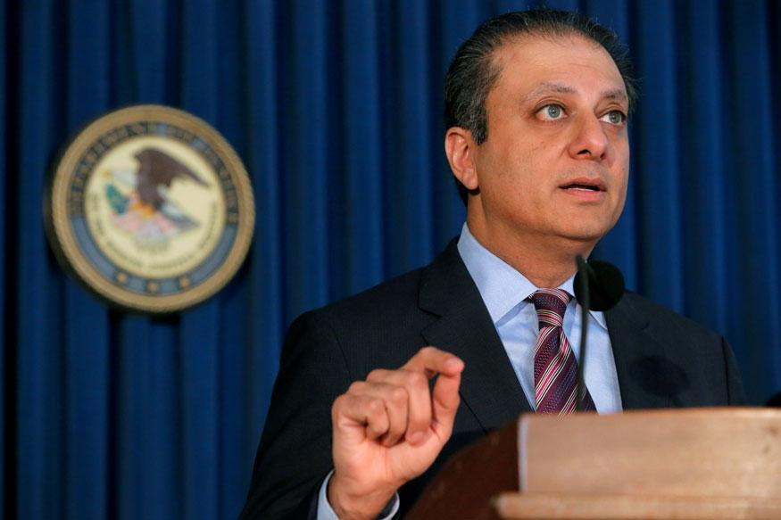 Preet Bharara Meets  Donald Trump, Agrees to Stay on as US Attorney