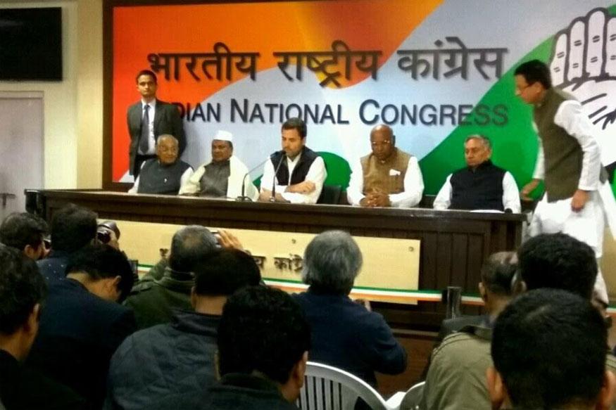 Whom Did PM Modi Consult Before Demonetisation, Asks Rahul Gandhi