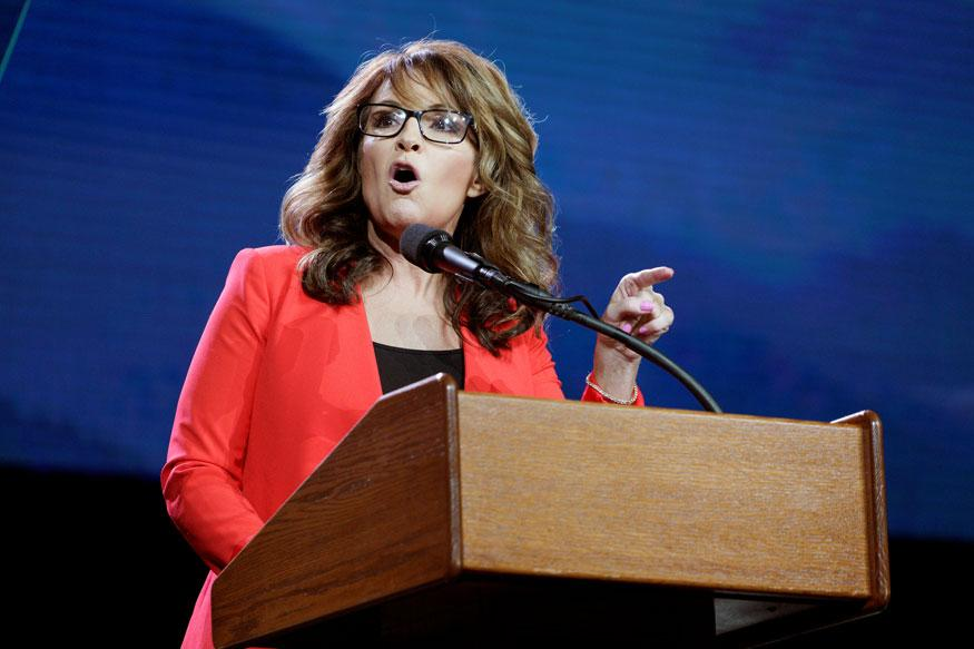 Donald Trump Considering Sarah Palin to Lead Veterans Affairs