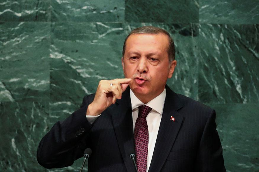 Syria Lashes Out at Turkish President, Calls Him 'Tyrant'