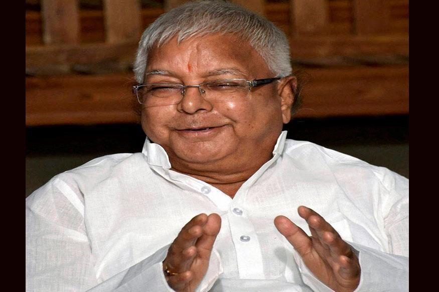 Lalu Prasad to Get Rs 10,000 Monthly JP Senani Samman Pension