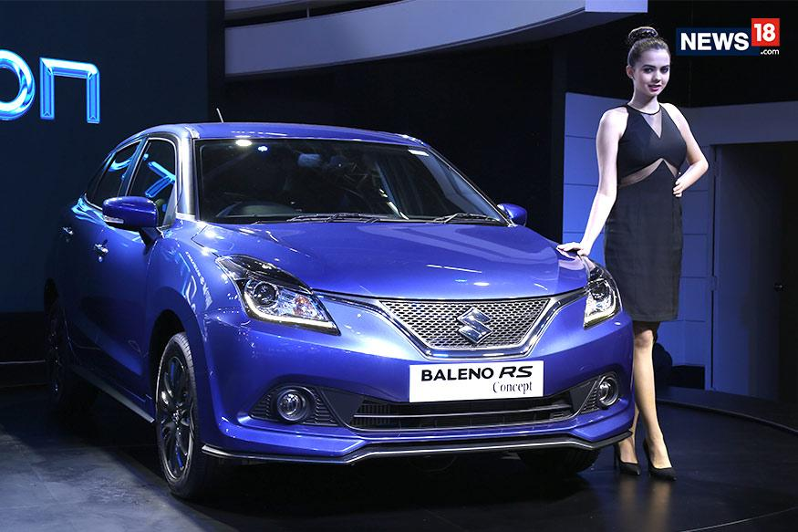 maruti suzuki baleno rs all you need to know before the launch news18. Black Bedroom Furniture Sets. Home Design Ideas