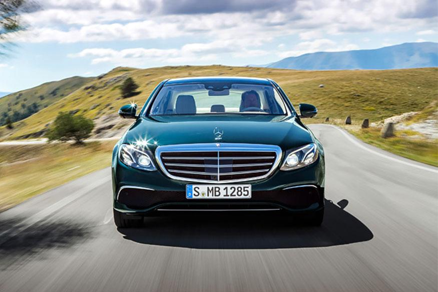 New Mercedes Benz E Class To Launch By March 2017 News18