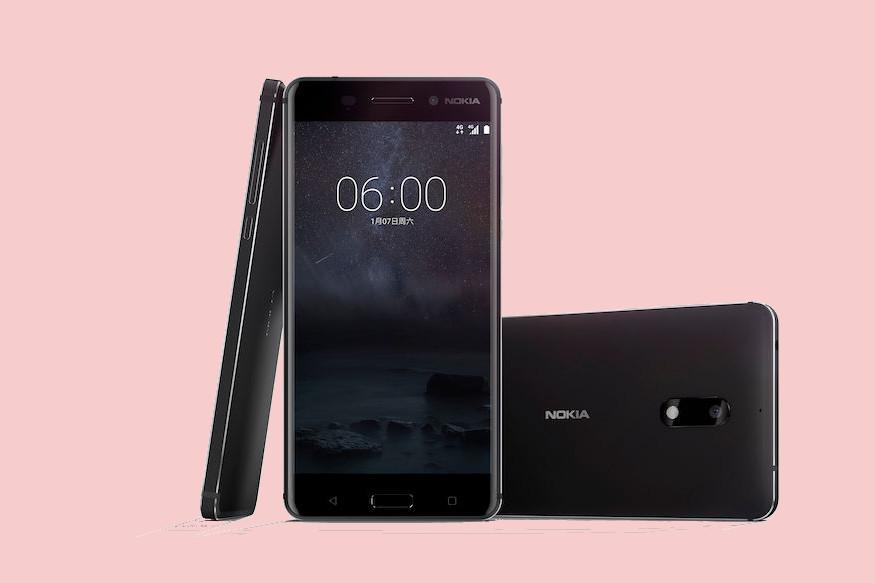 Nokia 6 Android Nougat Smartphone Launched For Around Rs 17,000