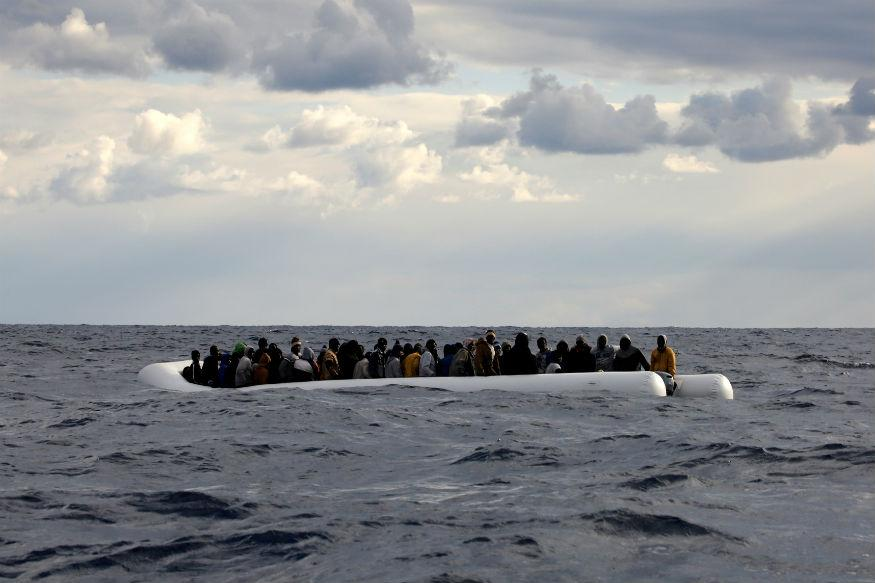 Over 100 Migrants Rescued By Charity Ship in Mediterranean