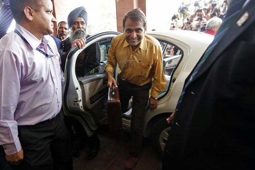 Railways Pushing Renewable Energy to Attain Cost-efficiency: Suresh Prabhu