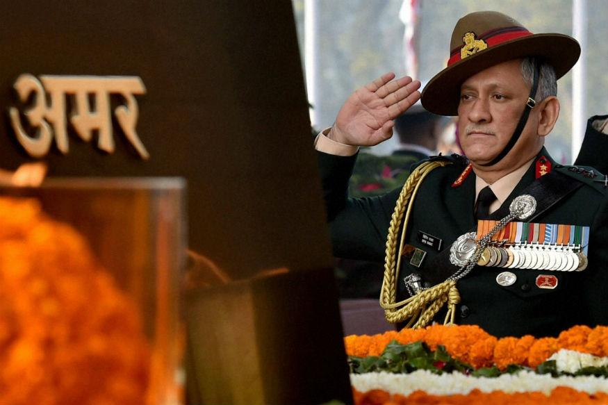 Soldiers Asked to WhatsApp Issues to Army Chief Rawat on New Number