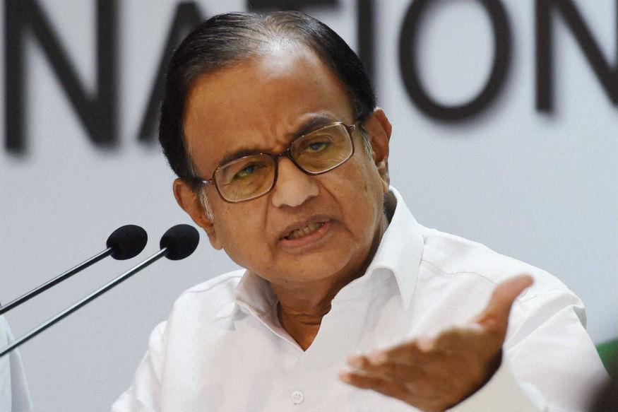 Modi Govt Can't Silence my Voice, Says Chidambaram