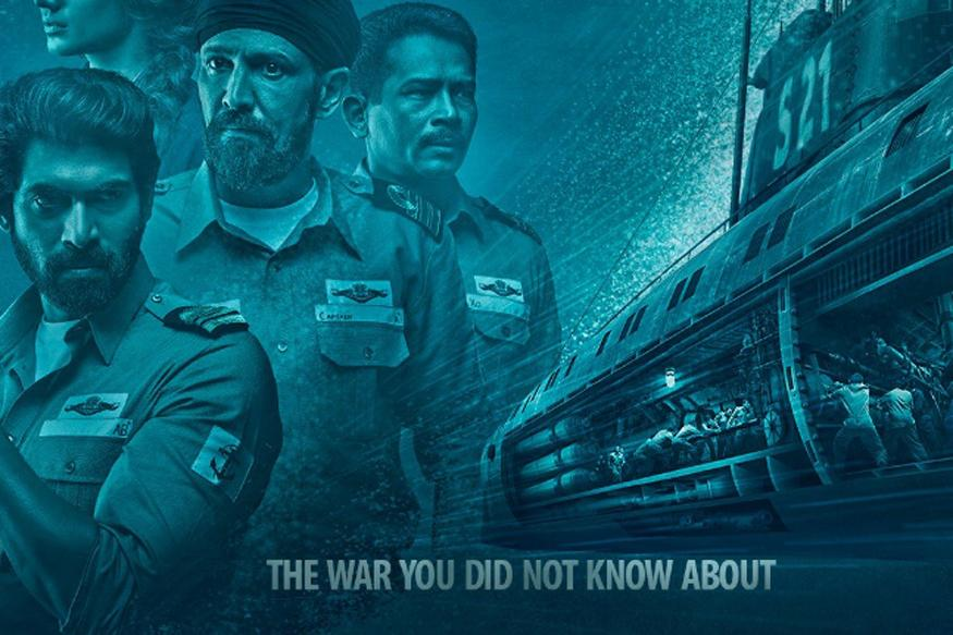 Karan Johar's The Ghazi Attack looks hard-hitting and patriotic as hell!