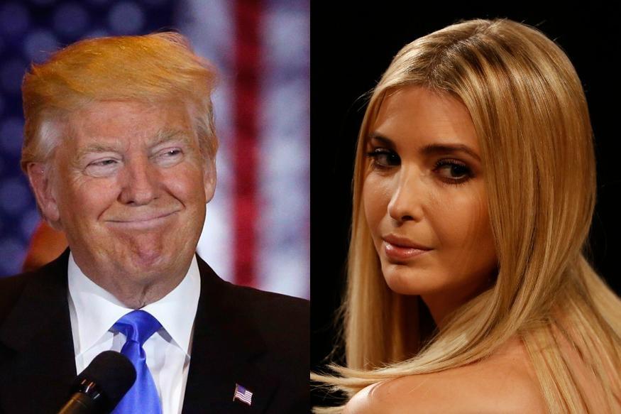 Donald Trump retweets random woman called Ivanka assuming it's his daughter